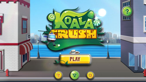 Koala Crush per iPhone