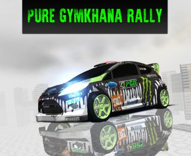Guida spericolata con Pure Gymkhana Rally app per iPhone