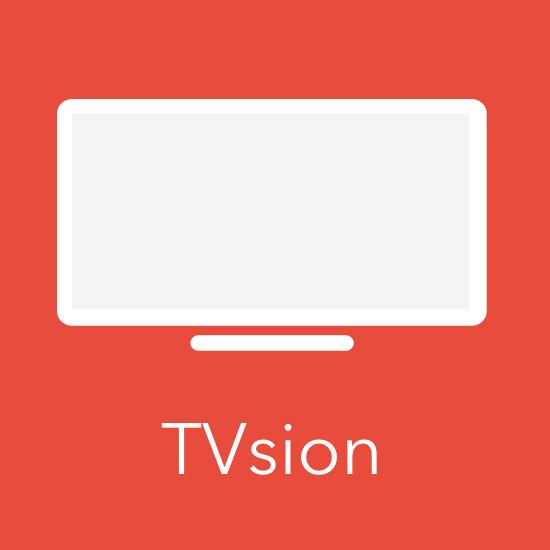 Recensione TVsion app iPhone