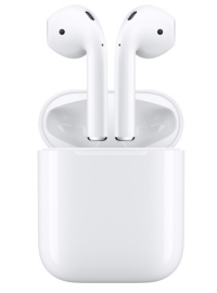 AirPods che è possibile usare su Apple Watch
