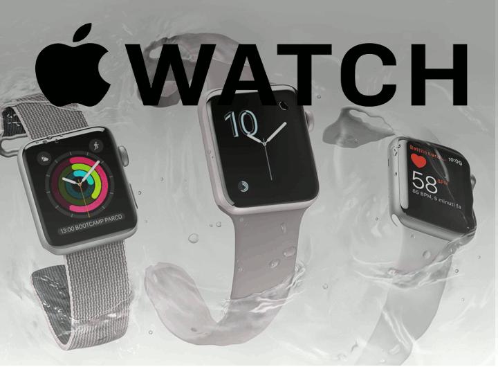 Apple watch l'orologio di Apple