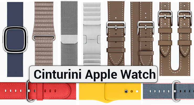 Cinturini per Apple Watch