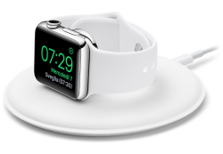 dock magnetico di ricarica per apple watch