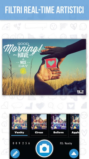 Recensioni app Foto & Video: Snapseed, VSCO, Text Camera