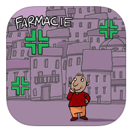 icona Farmacie app per iPhone