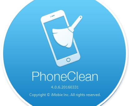 PhoneClean 4 Imobie