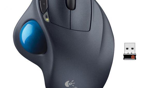 logitech trackball mouse