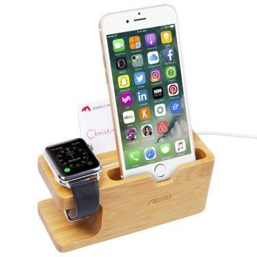 Stand per Apple Watch (e per iPhone)