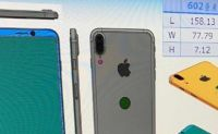 touch id retro case iphone