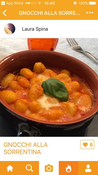 do eat better social app piatti ristorante