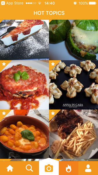 do eat better social app piatti ristorante
