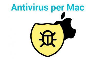Antivirus per Mac
