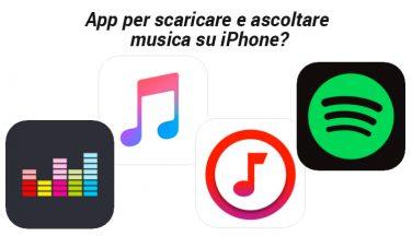App per ascoltare musica su iPhone e iPad? ecco le migliori