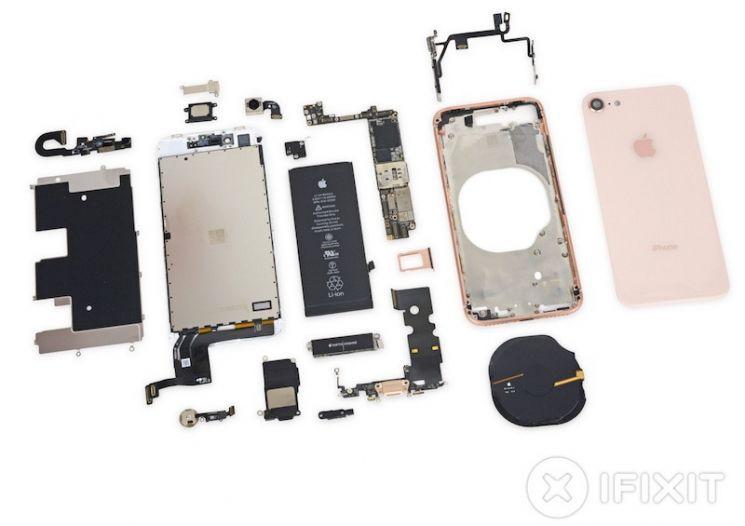 ifixit-teardown-iphone-8