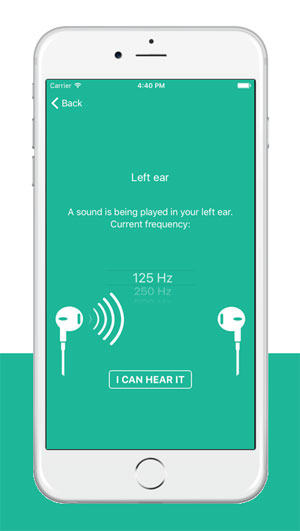 hear me well app per ipoudenti