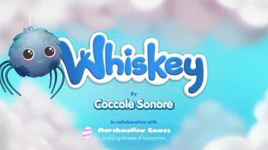 Fai divertire ed imparare il tuo bambino con l'app di Whiskey il ragnetto