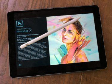 Adobe Photoshop per iPad è ora disponibile su App Store