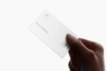 Apple ha presentato un portale Web per consentire agli utenti di gestire la propria Apple Card